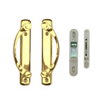 Bright Brass newbury hardware