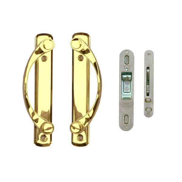 Bright Brass newbury hardware