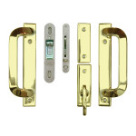 bright Brass anvers hardware