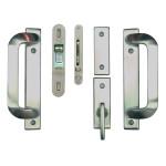 Satin Nickel anvers hardware
