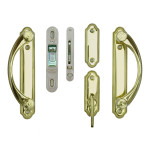 Bright Brass whitemre hardware