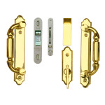 Bright Brass covington hardware
