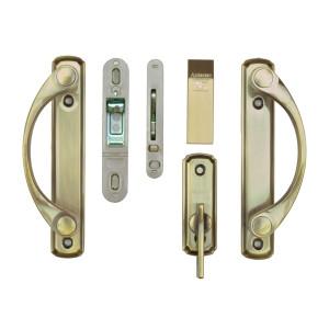 Antique Brass newbury hardware