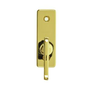 Bright Brass anvers latch