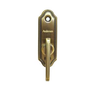Antique Brass whitmore latch